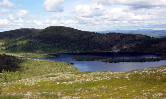 Utsyn AUrdalsfjellet