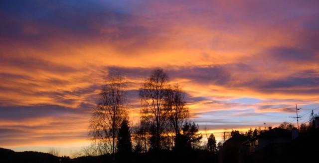 Solnedgang 6