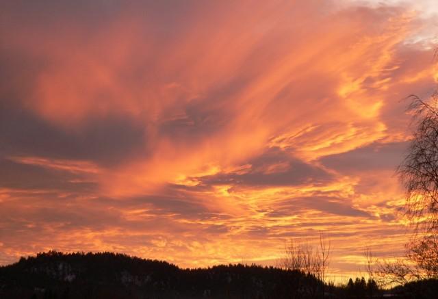 Solnedgang 7