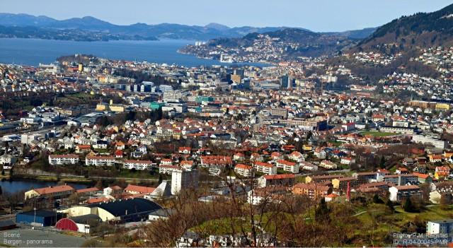 Bergen fra Sandviken og Nattlandsfjellet 022