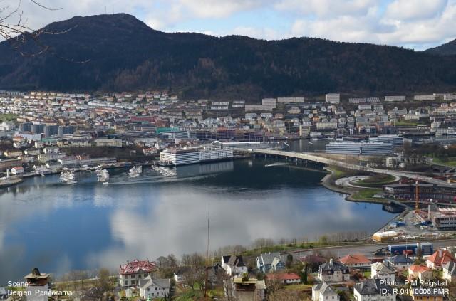 Bilder tatt ved Starefossen 14 April 005