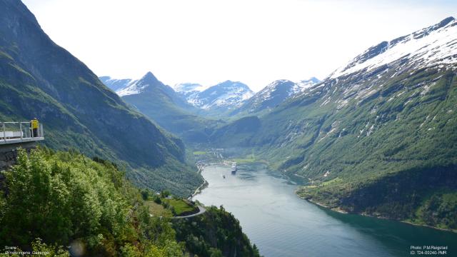 tur til Nordvestlandet i Juni 12 131