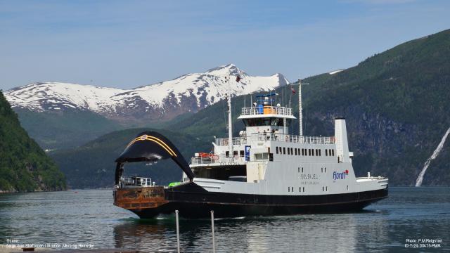 tur til Nordvestlandet i Juni 12 155