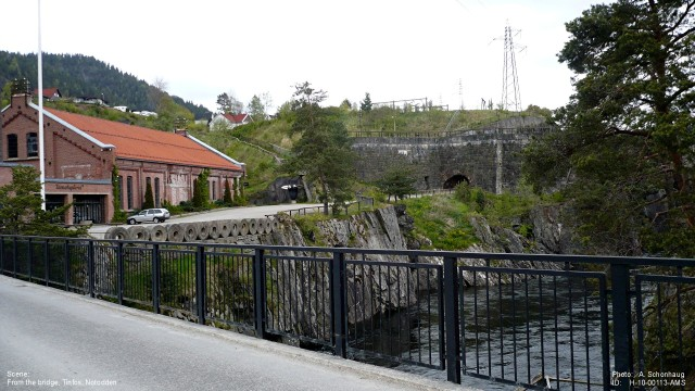 Bilde 113b Mot Myrens dam