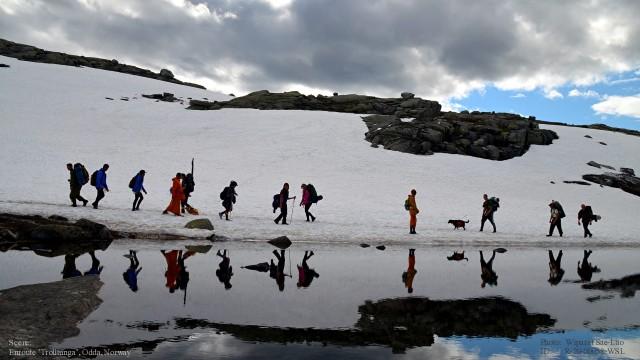 Turen til Trolltunga med munkene 058b