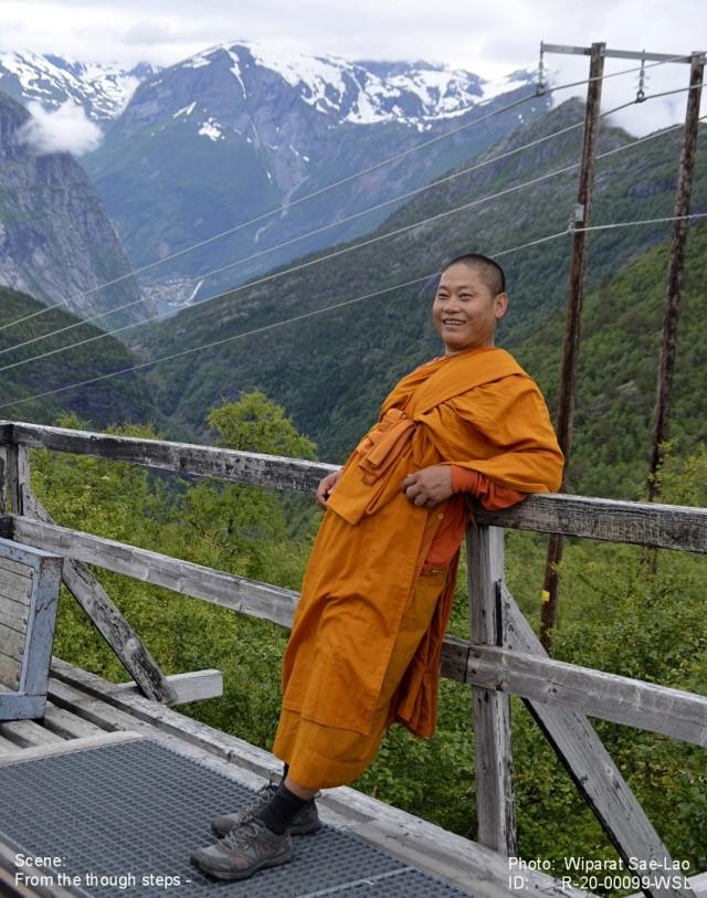 Turen til Trolltunga med munkene 099b