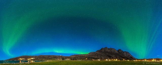 Nordlys Panorama Mjelle 02188b