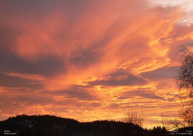 Solnedgang 7b